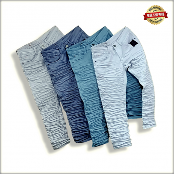 Men's Dusty Wrinkle Jeans