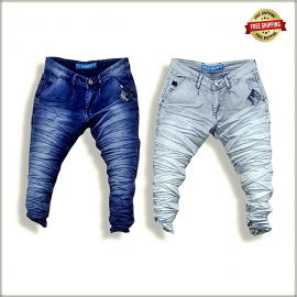Mens Funky Colours jeans