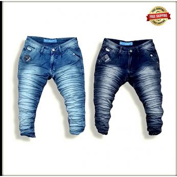 Funky Colours Men's Jeans