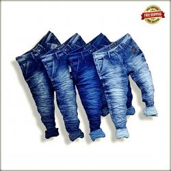 Men's Dusty Wrinkle Jeans