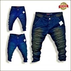Mens Cross Pocket Jeans Pant