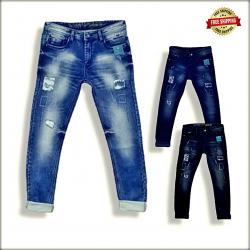 Mens Repeat Denim jeans