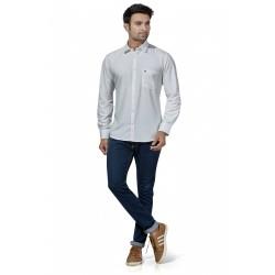Men Regular Fit Checkered Shirt