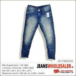 Men's Repeat Blue Jeans