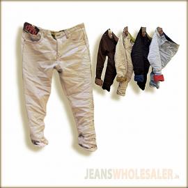 Men's Cotton Regular Jeans GTU0085