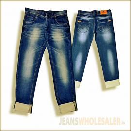 Regular Denim Jeans For Men