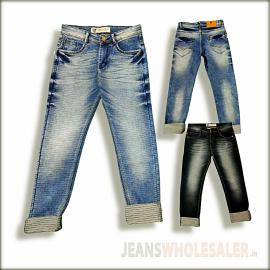 Men's Comfort Fit Denim Jeans