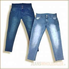 High Rise Slim Fit Women Jeans DV0820