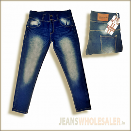 High Rise Slim Fit Women Jeans