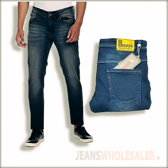 Men Blue Regular Fit Jeans