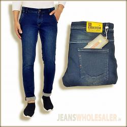Blue Regular Fit Men's Jeans