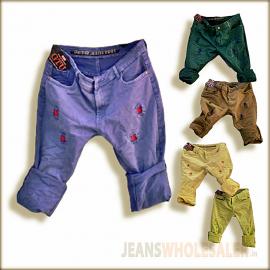 Men's Funky Colour Jeans GTU0088