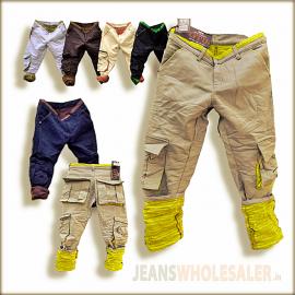 Men's 6 Pocket Cargo Pants GTU0090