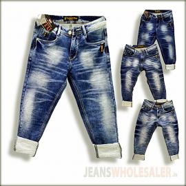 Men Comfort Fit Jeans GTU0091