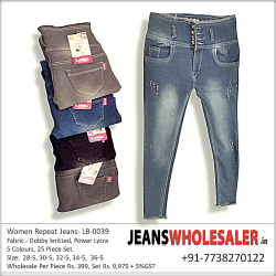 Ripped Jeans For Women's