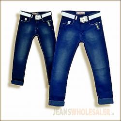 Lukkari Men's Blue Denim Jeans