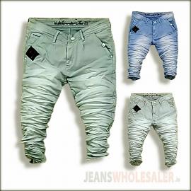 Men's Funky Colour Denim jeans WJ1320