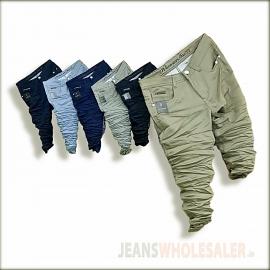 Men Dusty Colour Jeans Wholesale WJ1324