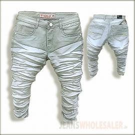 Wholesale Lukkari Men Denim Jeans