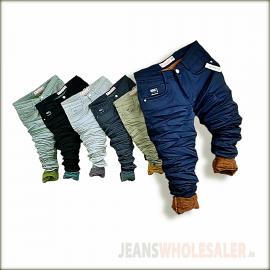 Lukkari Multicolore Men Denim Jeans LKJ101