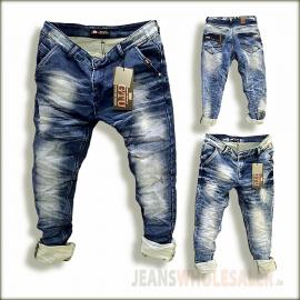 GTU Men Cross Pocket Jeans Wholesale rs. GTU0114
