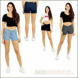 Wholesale Denim Shorts For Women BD10220