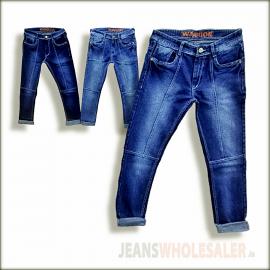 Men Ripped Denim Jeans