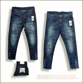 Men's Repeat Blue Jeans wholesale DS1917