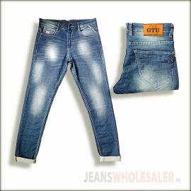 Regular Men Denim Jeans