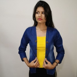 Denim Vistara Jacket For Women