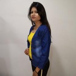 Denim Vistara Jackets For Women
