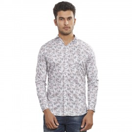 Roya Spider Cotton Printed shirts For Mens