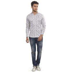 Royal Spider Cotton Printed shirts For Mens