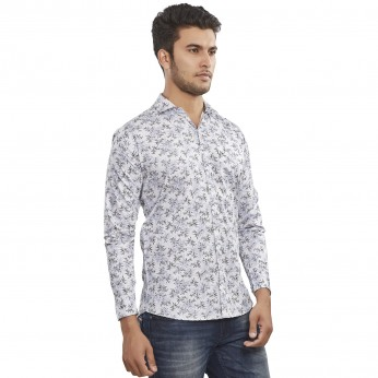 Royal Spider Cotton Shirt For Men