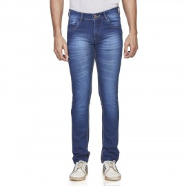 Men's Casual Classic Blue Jeans