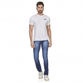 Denim Vistara Men's Casual and Blue Classic Jeans