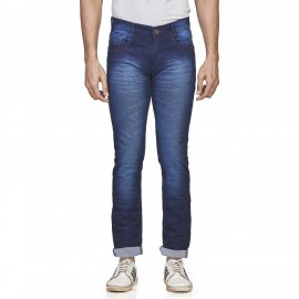 Men Casual and Classic D Blue Jeans