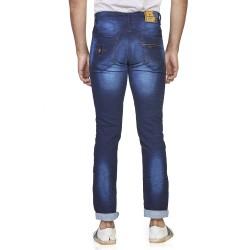 Denim Vistara Men's Casual and Classic D Blue Jeans