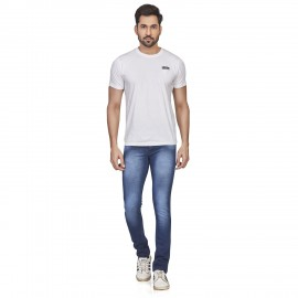 Denim Vistara Men's Casual and Classic Blue Jeans