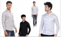 Cotton Shirts at low-cost for men